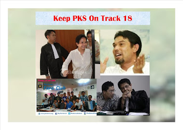 Keep PKS On Track 18