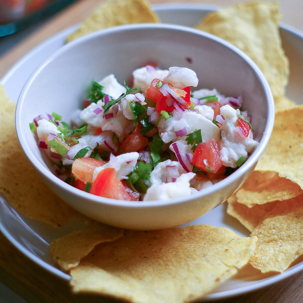 The Yum Yum Factor: Mexican Style Ceviche