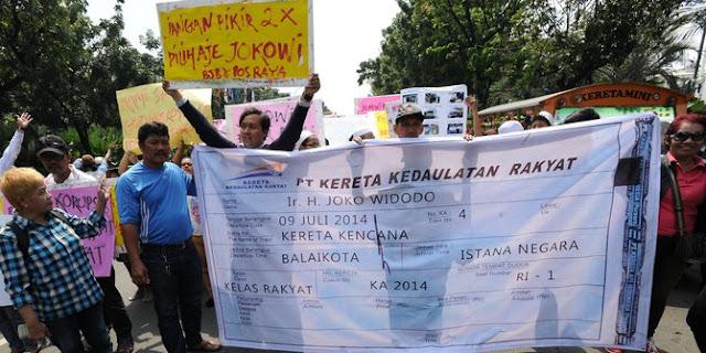 Benarkah Jokowi akan lengser awal tahun 2016