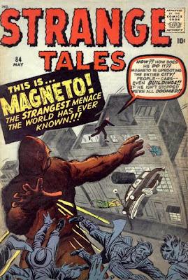 Strange Tales Magneto
