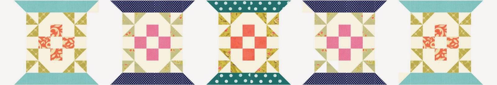 Trifle Dish: Cherry Spools and Lady Fingers Â« Moda Bake Shop : ladyfingers quilt shop - Adamdwight.com