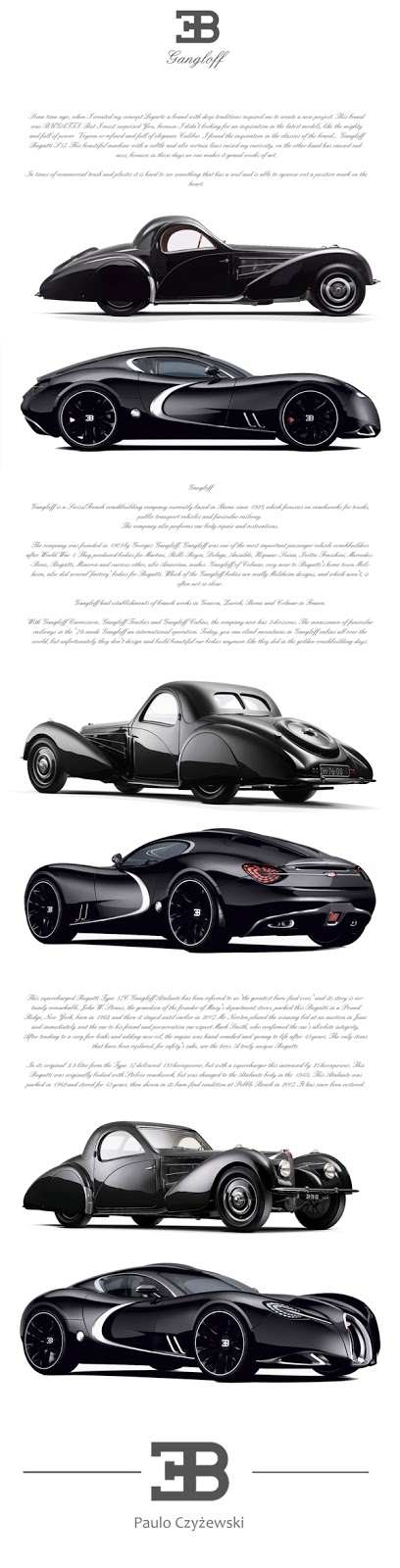 rendering bugatti invisium gangloff concept car martin 39 s dream garage. Black Bedroom Furniture Sets. Home Design Ideas