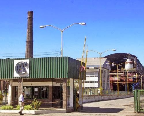 Atanor festejo Año Nuevo echando a trabajadores del ingenio Concepción