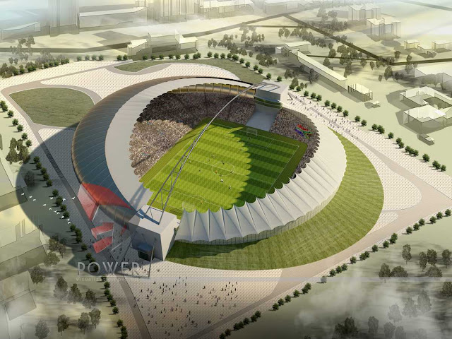 Stadium Design,architectural 3d visualization