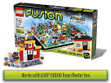 LEGO FUSION Town Master Box
