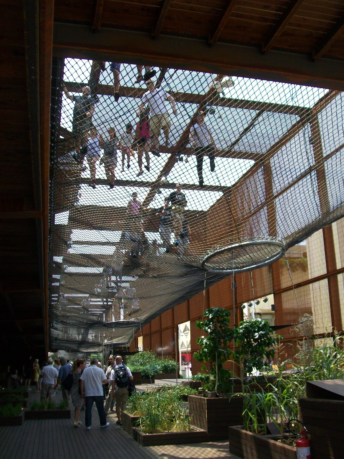 Expo Stand Brasile : Expo milano magari non quando fa così caldo