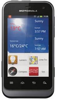 Motorola Defy Mini XT321 Android Murah Tahan Air
