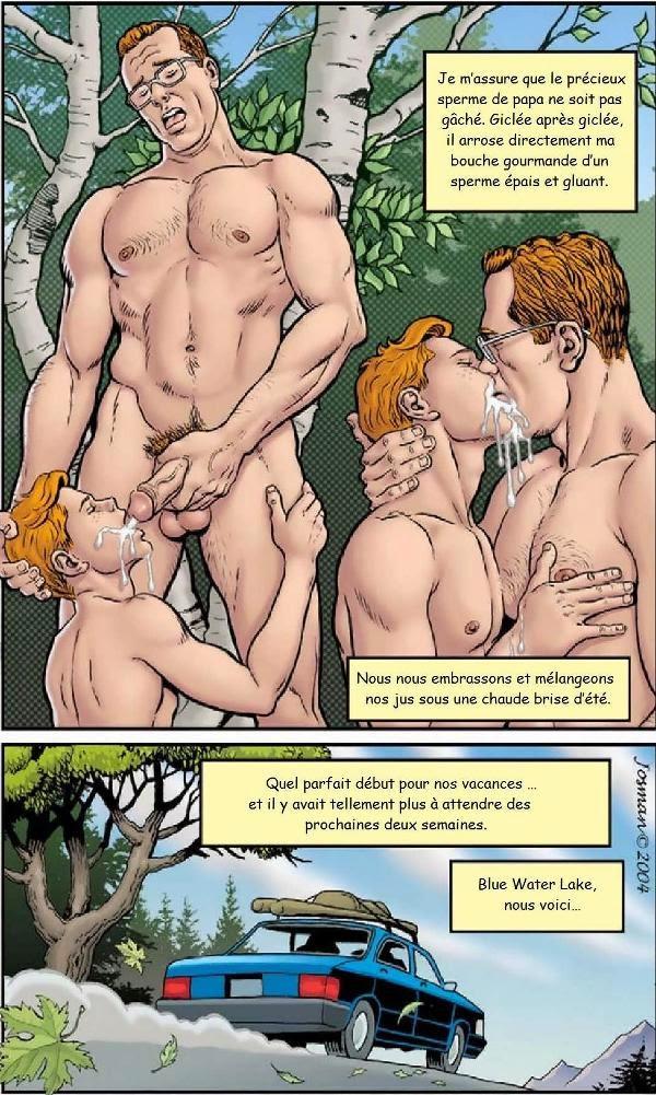 Dessins x / BD - Gay Art - PlayerMen - Josman Art