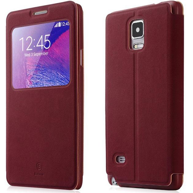 เคส Note 4 รุ่น TERSE 141053 สีแดง