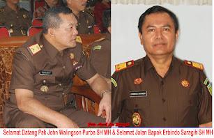 """Segara """"Cuci Gudang"""" Kasus Korupsi di Jambi"""