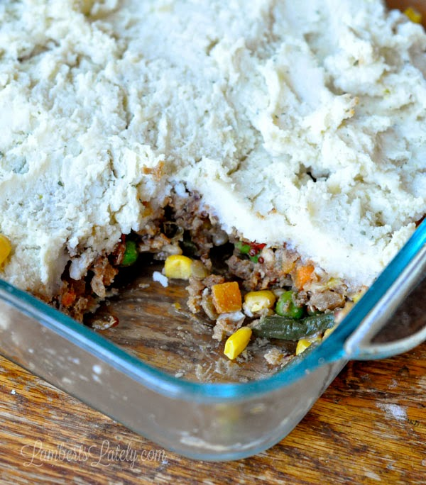 Quick Quinoa Shepherd's Pie Recipe