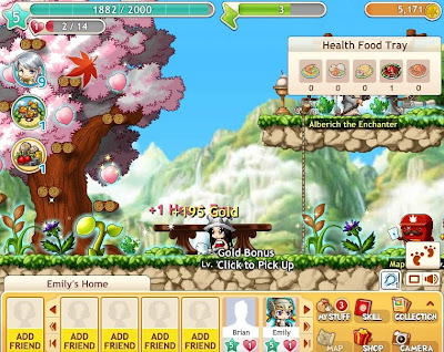 MapleStory Adventures - Heart Points