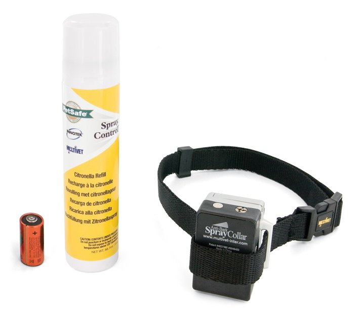Innotek Anti-Bark Spray Collar KIT11122