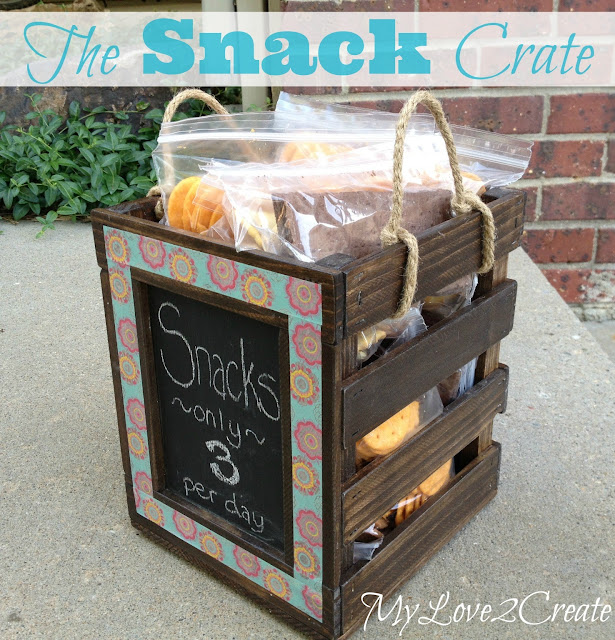 MyLove2Create, The Snack Crate