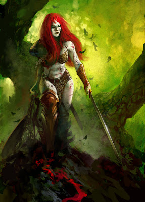 Red Sonja (Marvel Comics) Character Review - 4