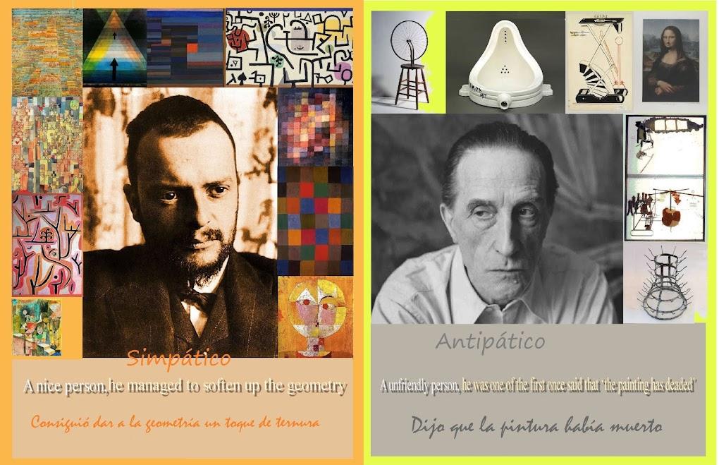 Klee- Duchamp