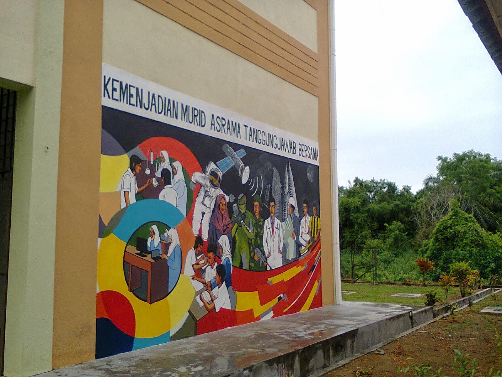 Murals sculptures artistic construction 014 6417833 for Mural sekolah
