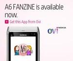 L' App di A6 Fanzine su Nokia Ovi Store