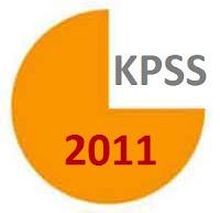 KPSS 2011 soruları