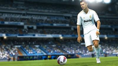 Cristiano Ronaldo screen : PES 2013 (1)