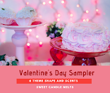 Valentine's Day Sampler
