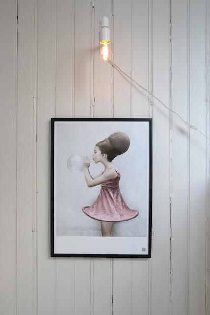 Trappa trappa lampa : Mary made this.: Fabriken: belysning