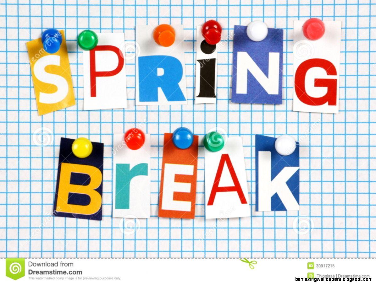 Spring Break Royalty Free Stock Photo   Image 30917215