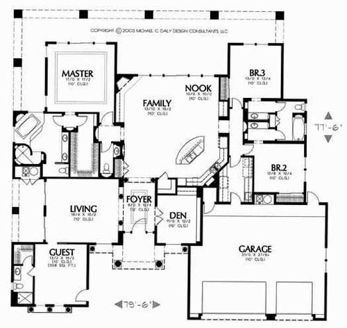 new house plans collection
