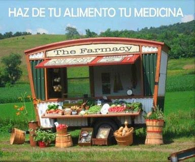 Haz de tu alimento tu medicina