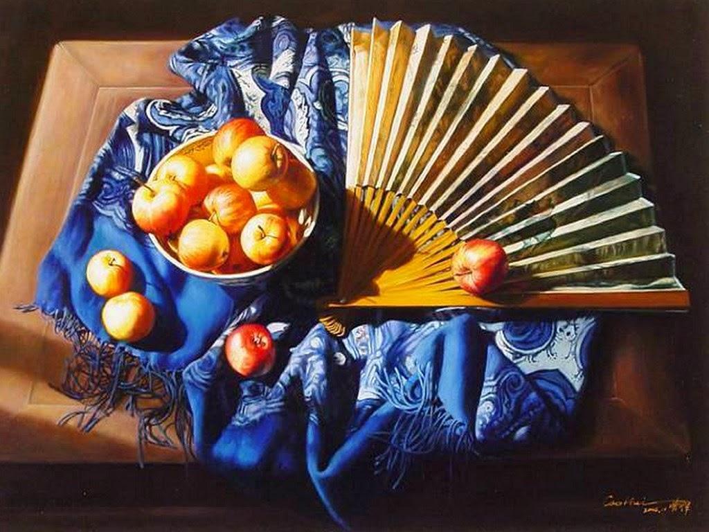 imagenes-de-bodegones-con-frutas