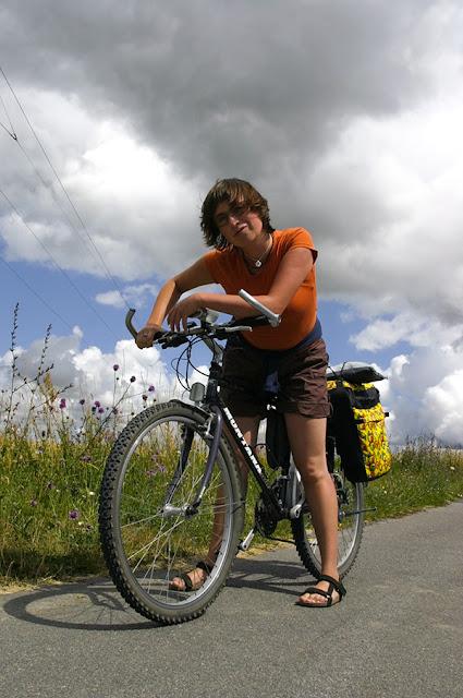 Kartki z podróży - Rower Montana