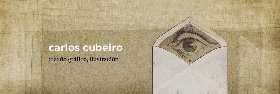 carlos cubeiro, diseño gráfico e ilustración