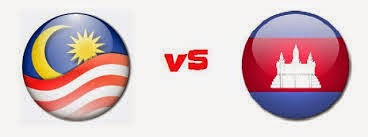 Full Results Malaysia Vs Cambodia Friendly Match 2014