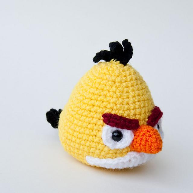 Amigurumi Crochet Animal Patterns : LOVE BIRDS CROCHET PATTERNS Easy Crochet Patterns
