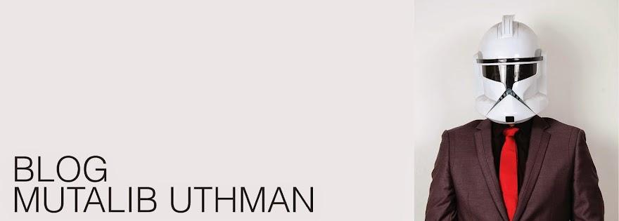 Blog Mutalib Uthman