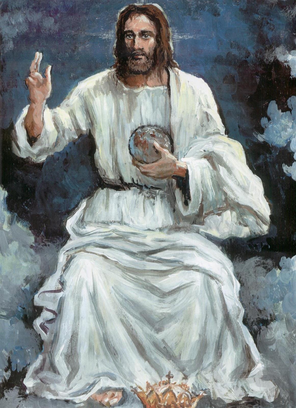 Pintura de Jesús