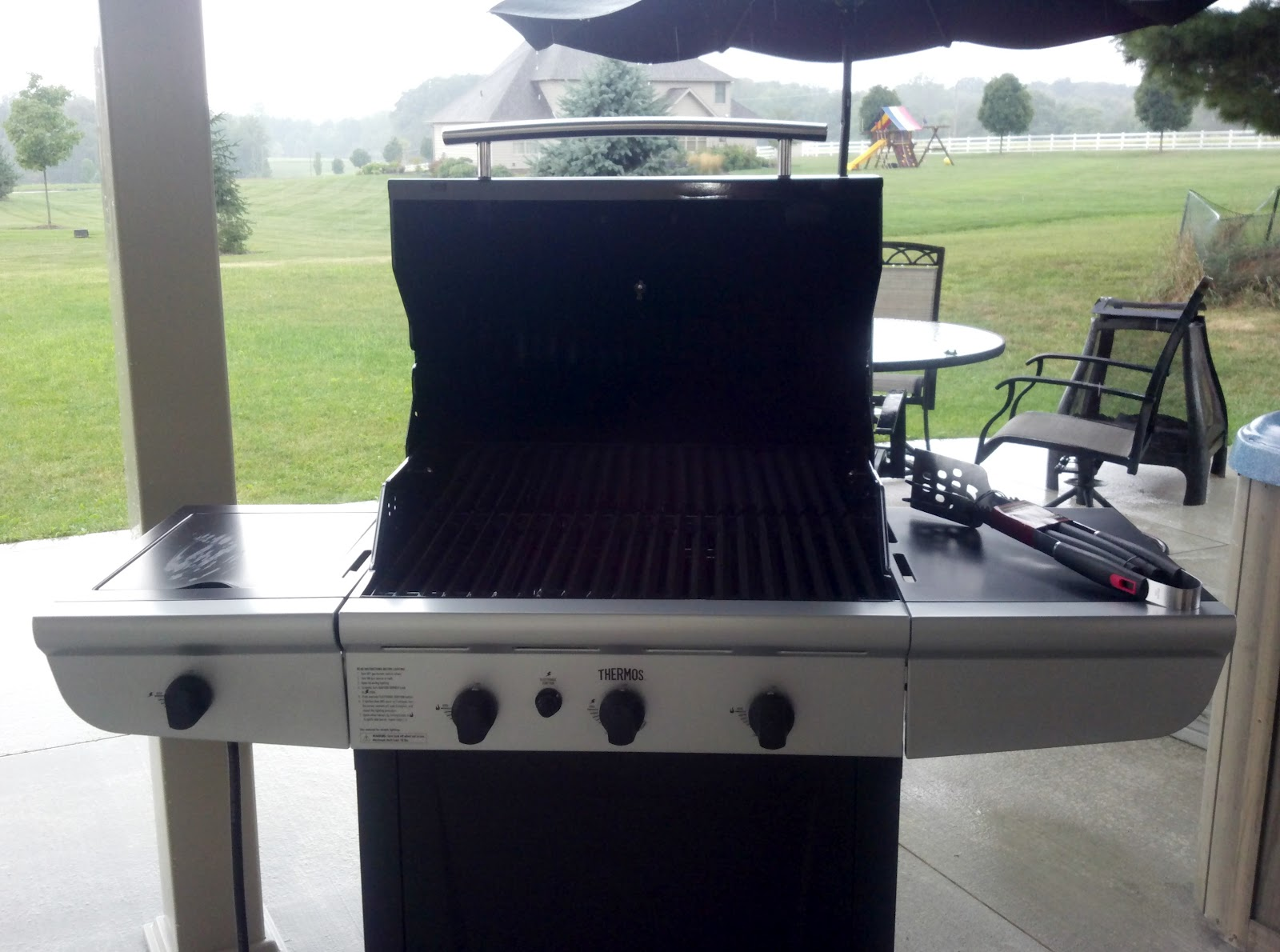 Friends of mike maxwell support and win a grill