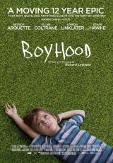 Carátula del DVD Boyhood