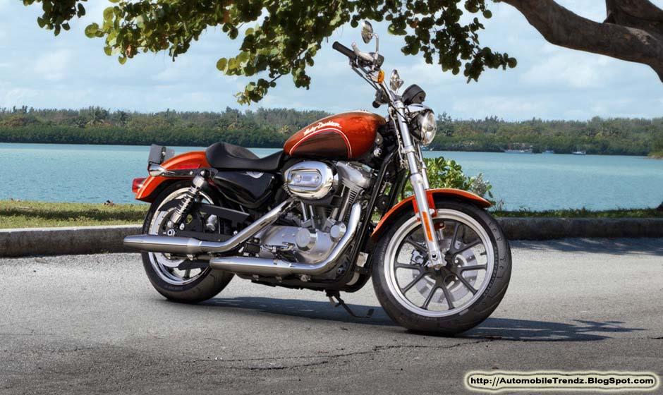 Harley Davidson Sportster Superlow Wallpapers