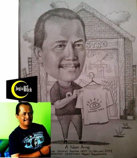 Karikatur/Sketch handmade