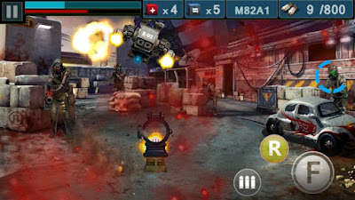 Gun & Blood .Apk Android [Full] [Gratis]