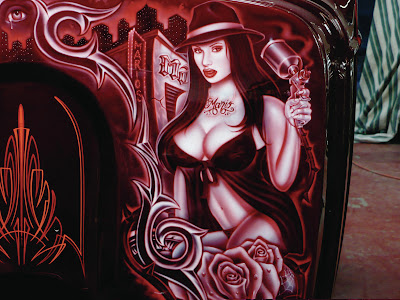 Airbrush Art
