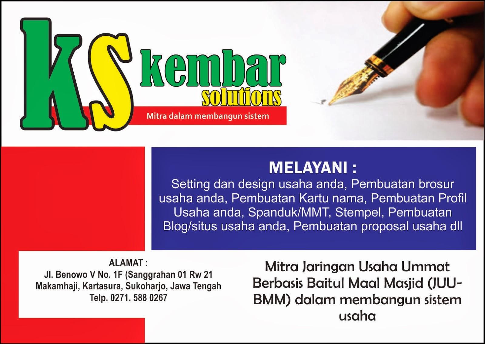 KEMBAR SOLUTIONS
