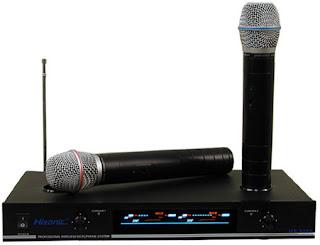 Sewa mic wireless bandung, rental mic wireless bandung, tempat jasa rental sewa mic wireless harga murah bandung
