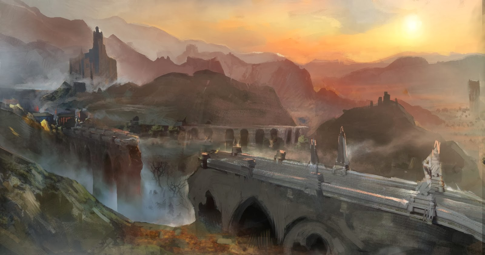 dragon age inquisition concept art