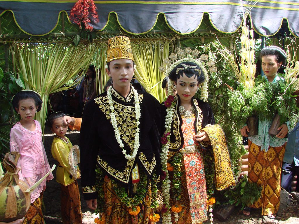 Indonesian Wedding Tradition