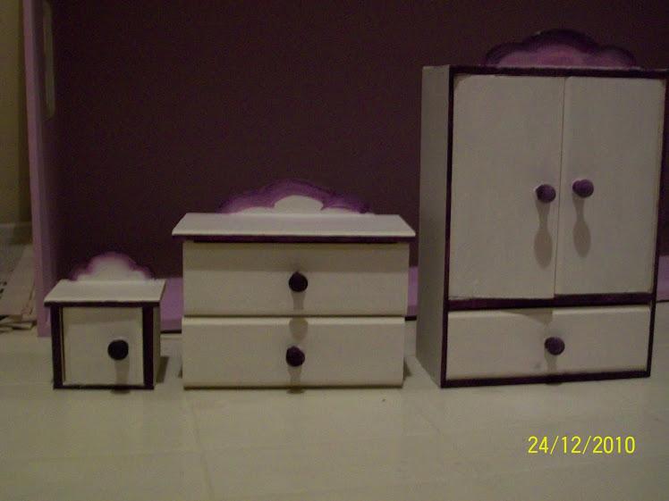 Muebles para casita