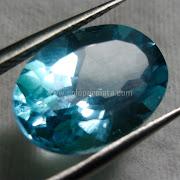 Batu Permata Blue Topaz - SP805