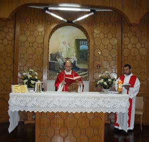 PE. AMILTON E PE. LUIZ - PASSIONISTAS