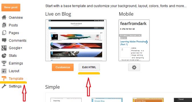 Verify Your Blog on Pinterest